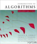 Introduction to Algorithms  (E-Book)